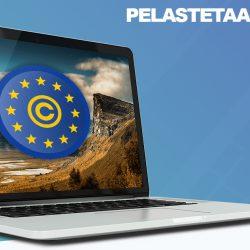 pelastetaan internet tekijänoikeus tekijänoikeuslakimies